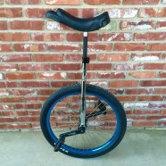Zen and the Art of Unicycle Riding