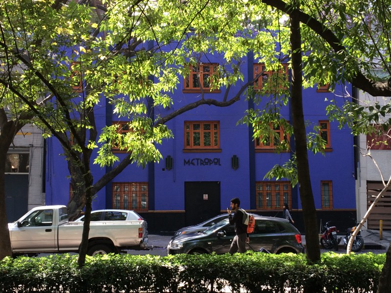 Condesa Neighborhood