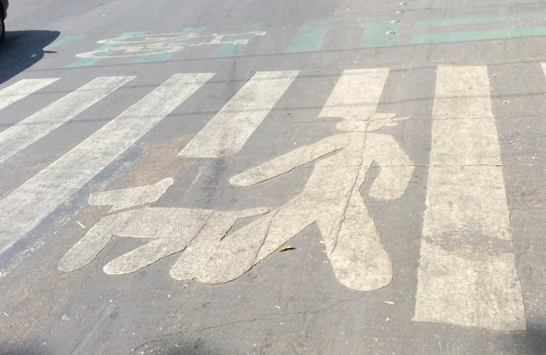 Condesa Crosswalk