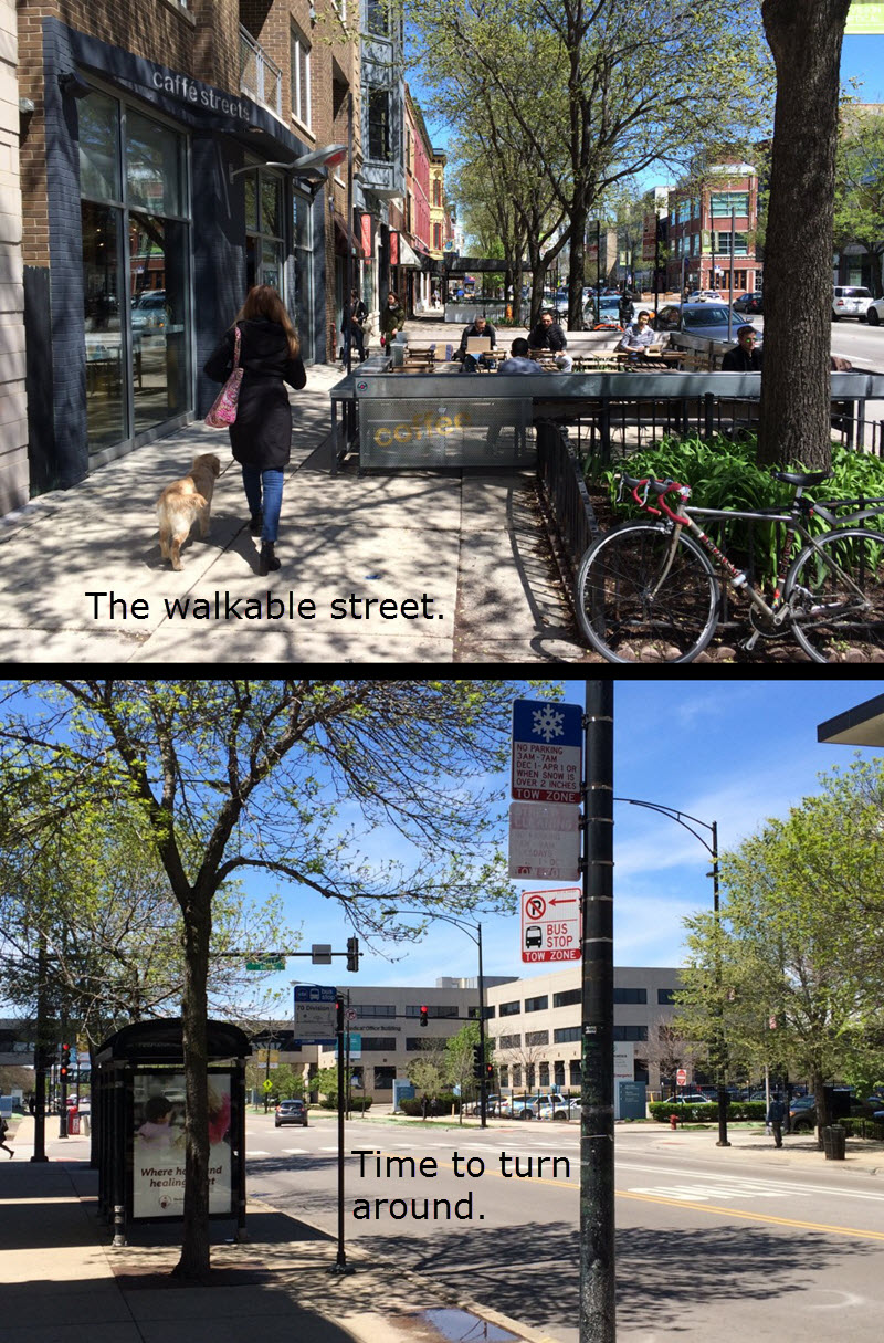 The end of walkability
