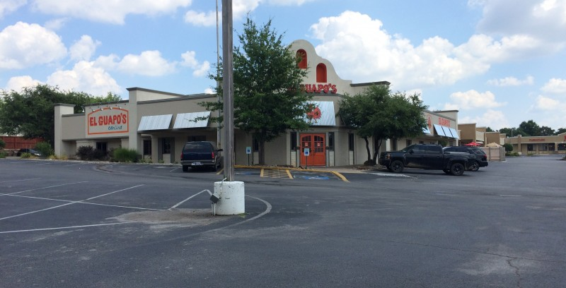El Guapo's south Tulsa location - built in 1979