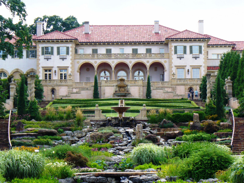 Philbrook Museum - photo by Daniel Jeffries